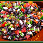 BlackBean salads