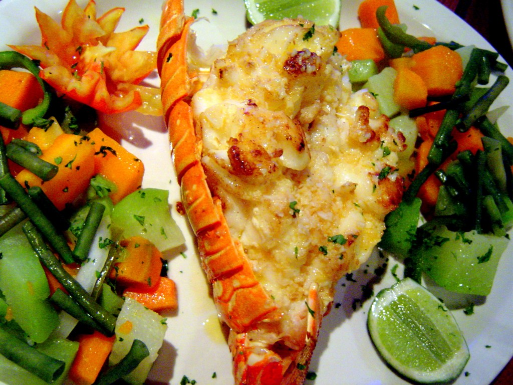 Langosta Thermidor (Lobster Thermidor) - Cuban Recipes