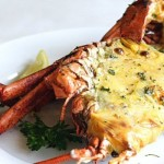 Lobster With Cheese