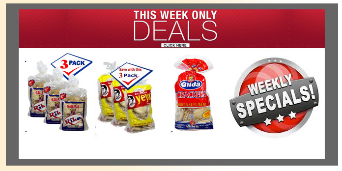 Products Special Offer of the Week
