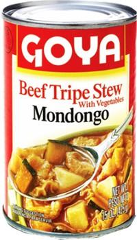 Goya Beef Tripe Stew Mondongo 15 Oz Cubanfoodmarketcom