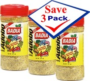 Badia spices , condiments and marinades