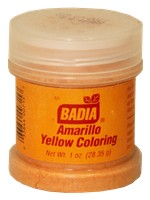 yellow coloring 1.00 oz