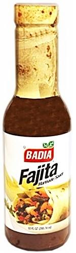 Badia Fajita Marinade Sauce 10 Oz Cubanfoodmarket Com