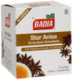 <font color=red><b>SPECIAL THIS WEEK<b></font> <br>Badia Star Anise Tea Bags