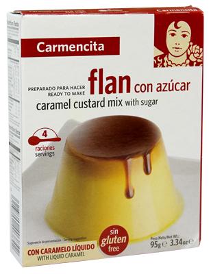 flan al caramelo flan de flan de caramelo caramel flan flan de ...