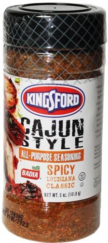 Kingsford Cajun Style Seasoning 5 Oz Cubanfoodmarket Com