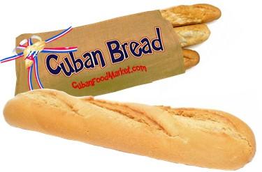 10% Fresh Cuban Bread by Cuban Food Market