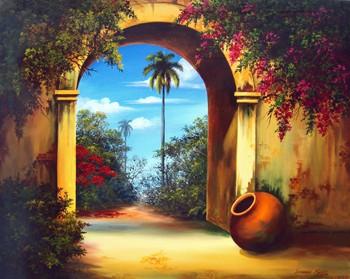 Quot Cuban Patio Ceramic Tile By Mejia 6 Quot Quot X 8
