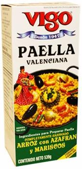 Vigo valencian paella from spain 19 oz serves 6 for Azafran cuban cuisine
