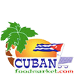 Cuban Food Market Logo