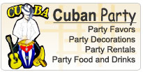 CUBAN PARTY RENTALS